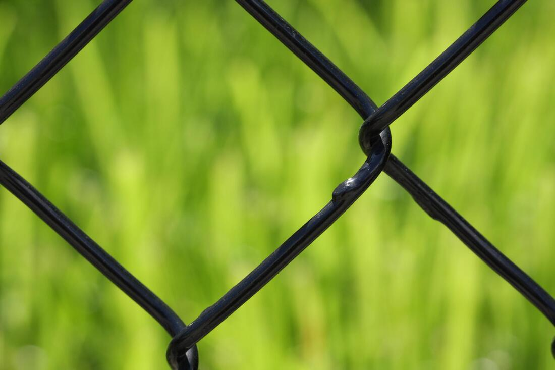 professional chain fence project